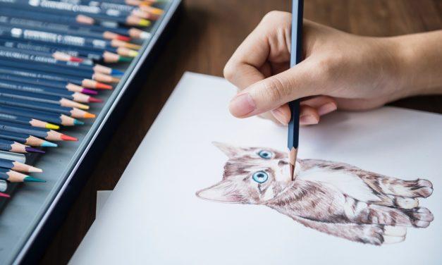 7 Cursos para quem gosta de desenhar